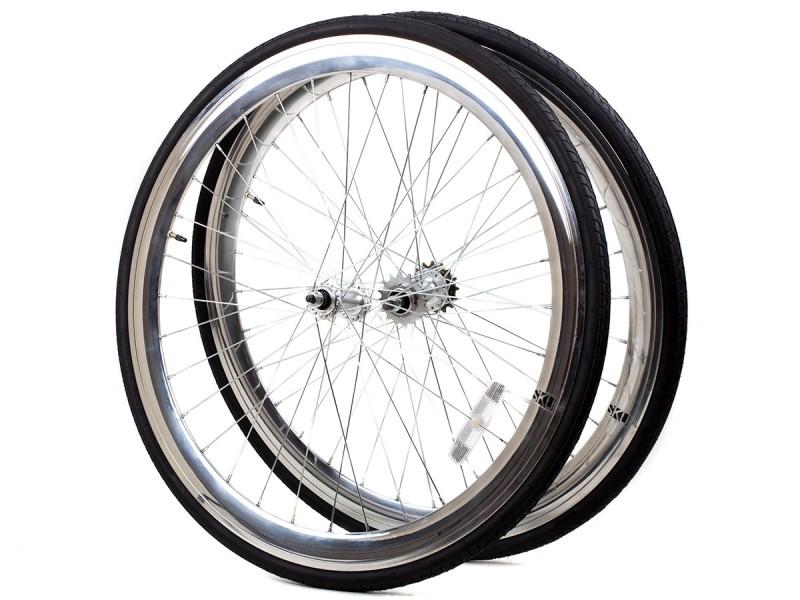 Set di Ruote Bici Fixie 6KU...