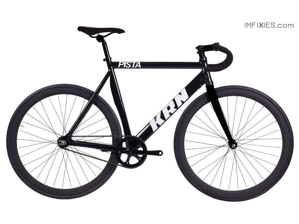 Bicicleta Fixie KRN Pista